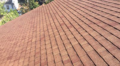 Roof 2 After Moss Busters