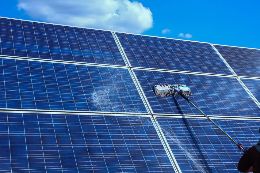 Solar Panel Cleaning FAQ